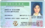 Contoh Alien Card di Korea [http://bit.ly/NVFD0u]