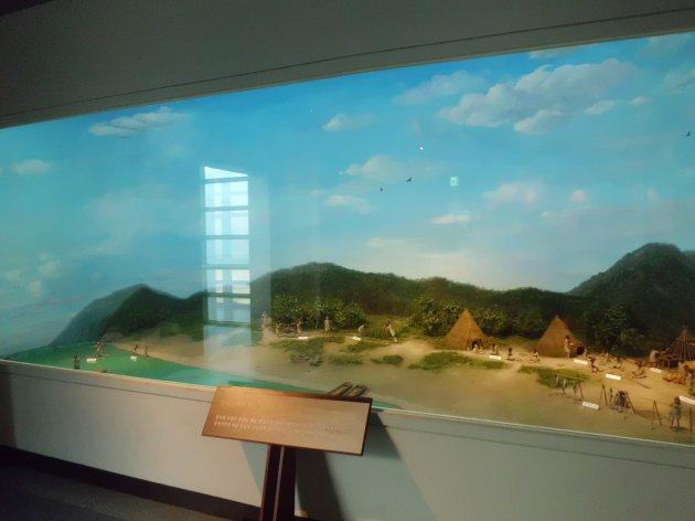 Inside Dongsamdong Shell Midden Museum 2