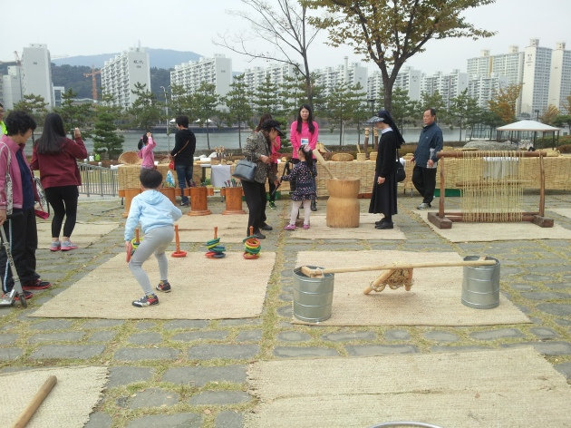 Korean traditional games