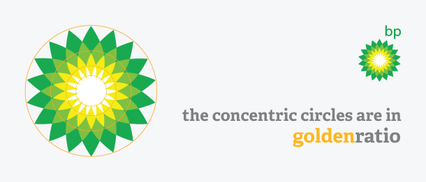 BP (http://www.banskt.com/blog/golden-ratio-in-logo-designs/)